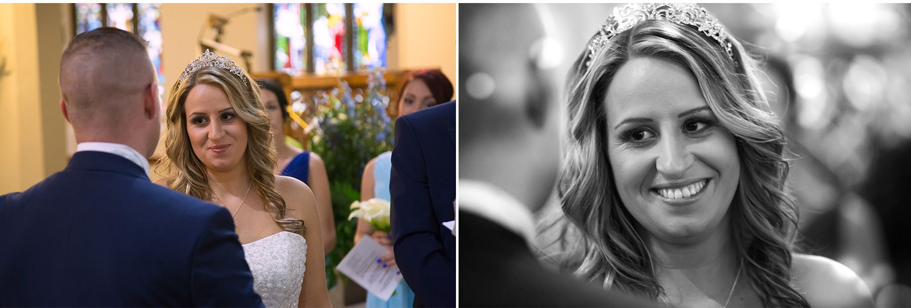 Aimee Ryan wedding st cuthberts church Lytham wedding photographer 01