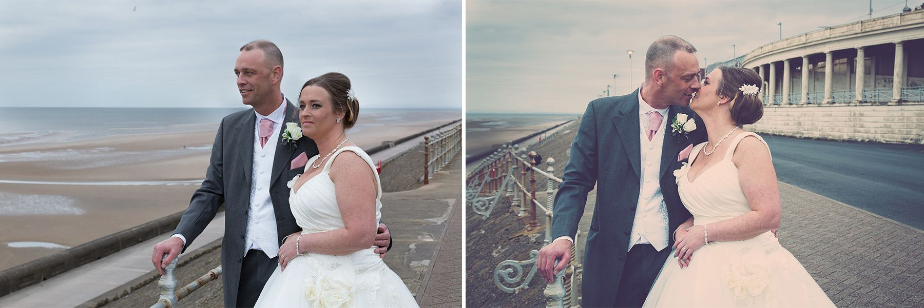 Alan & Kates Wedding Pavilion On The Prom Blackpool
