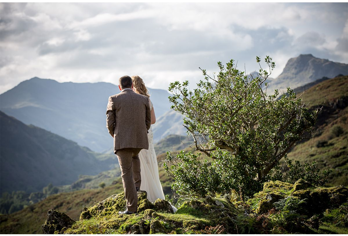 Grasmere Wedding Photographer Lake District