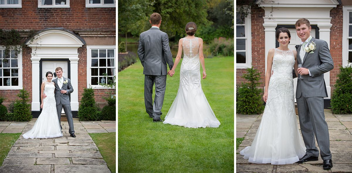 Bobbington Staffordshire wedding photographer Blakelands