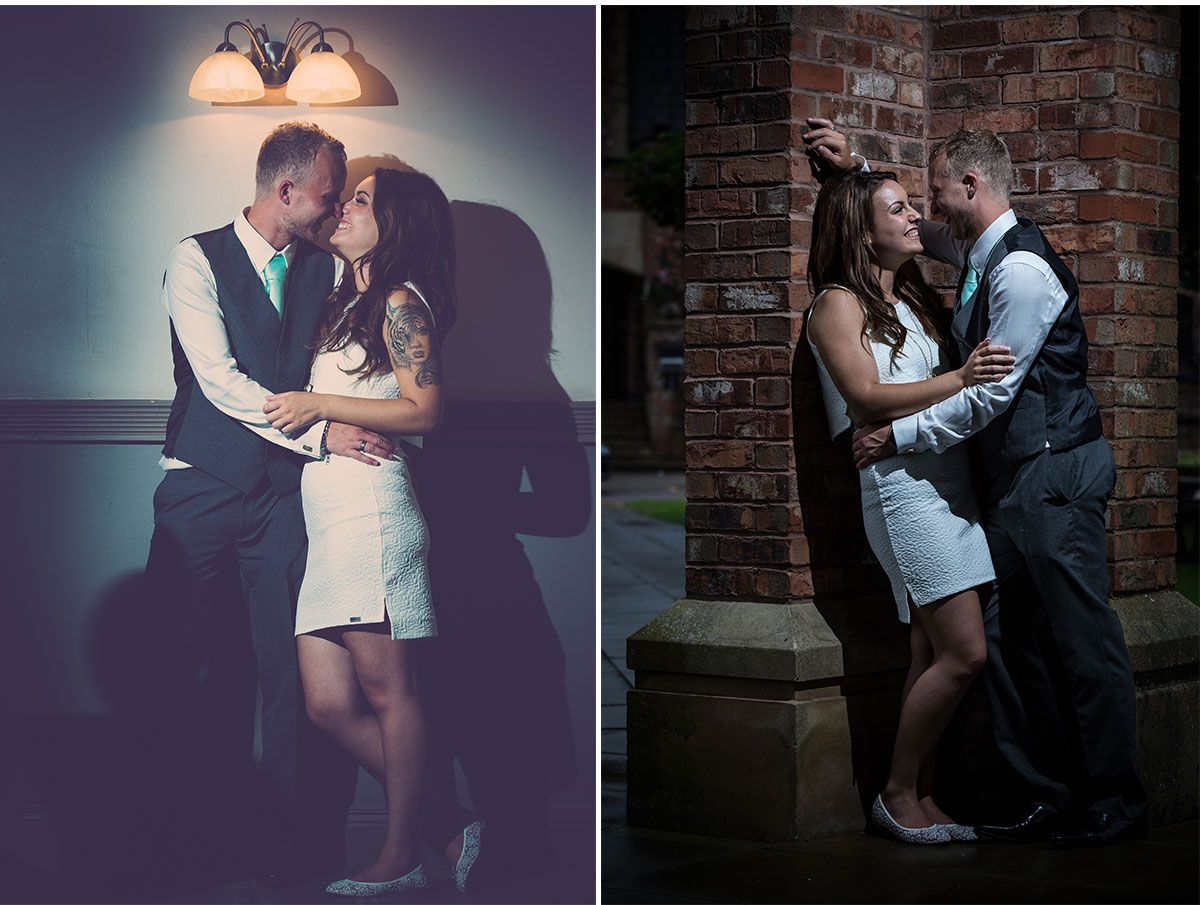 Ryan and Samantha Village Hotel wedding Blackpool