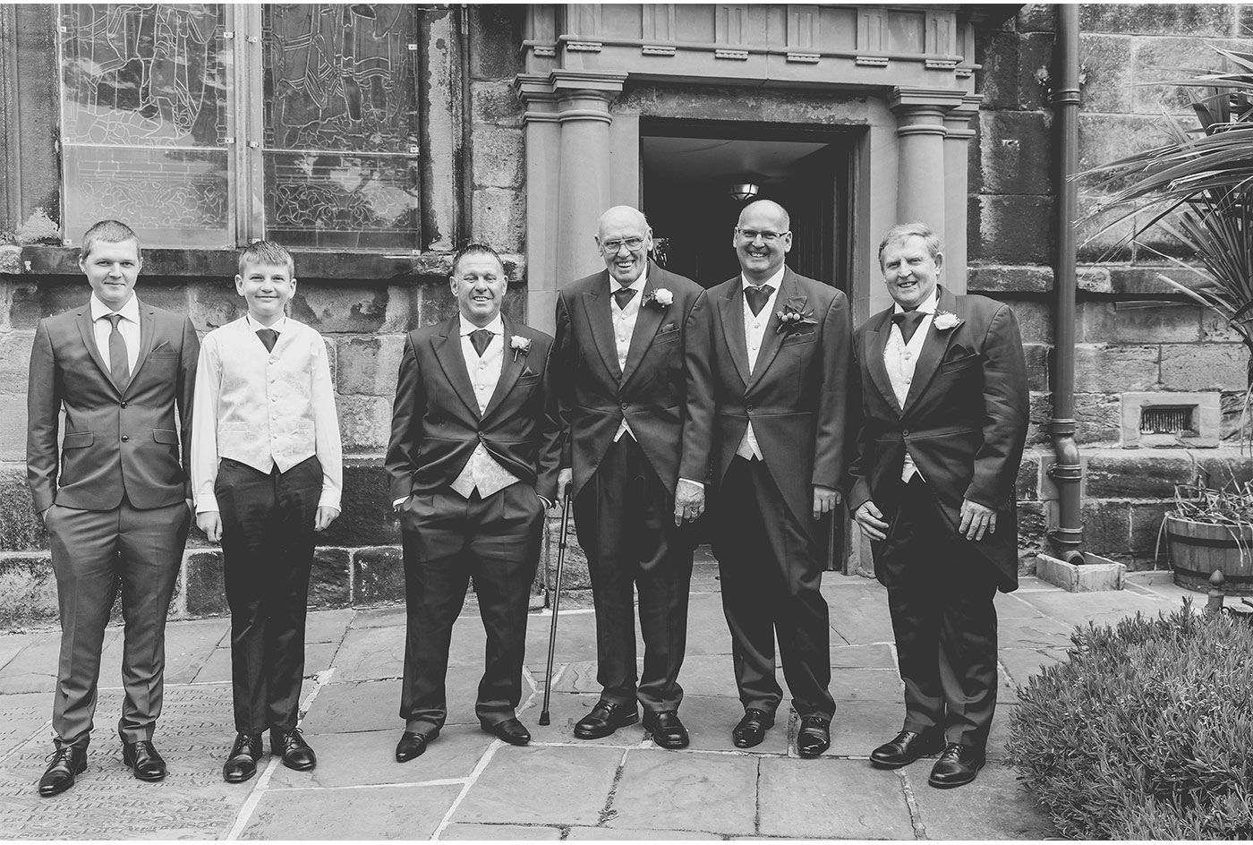 Andrew & Pauline Poulton Hall At Mains Wedding Photography Ashley Barnard