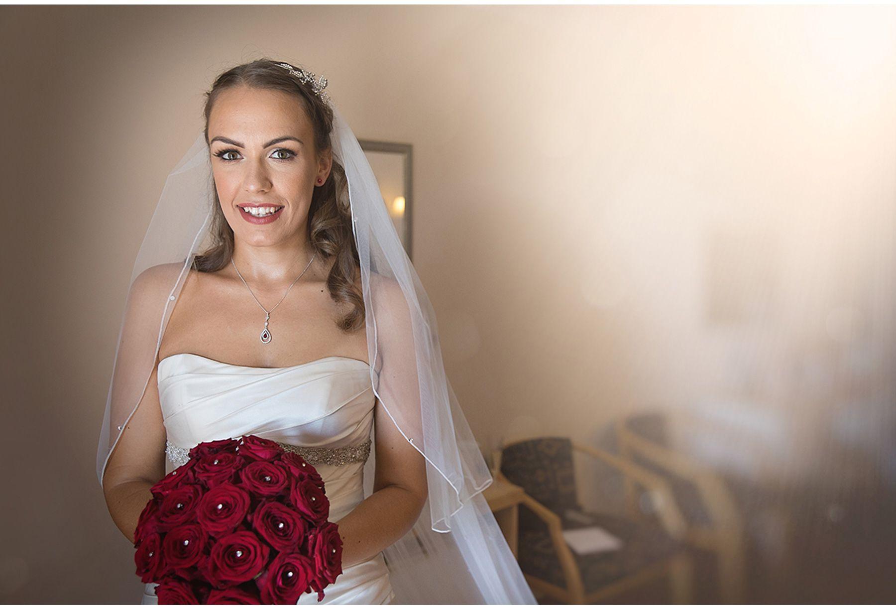 Chris and Katie Dalmeny Hotel Wedding