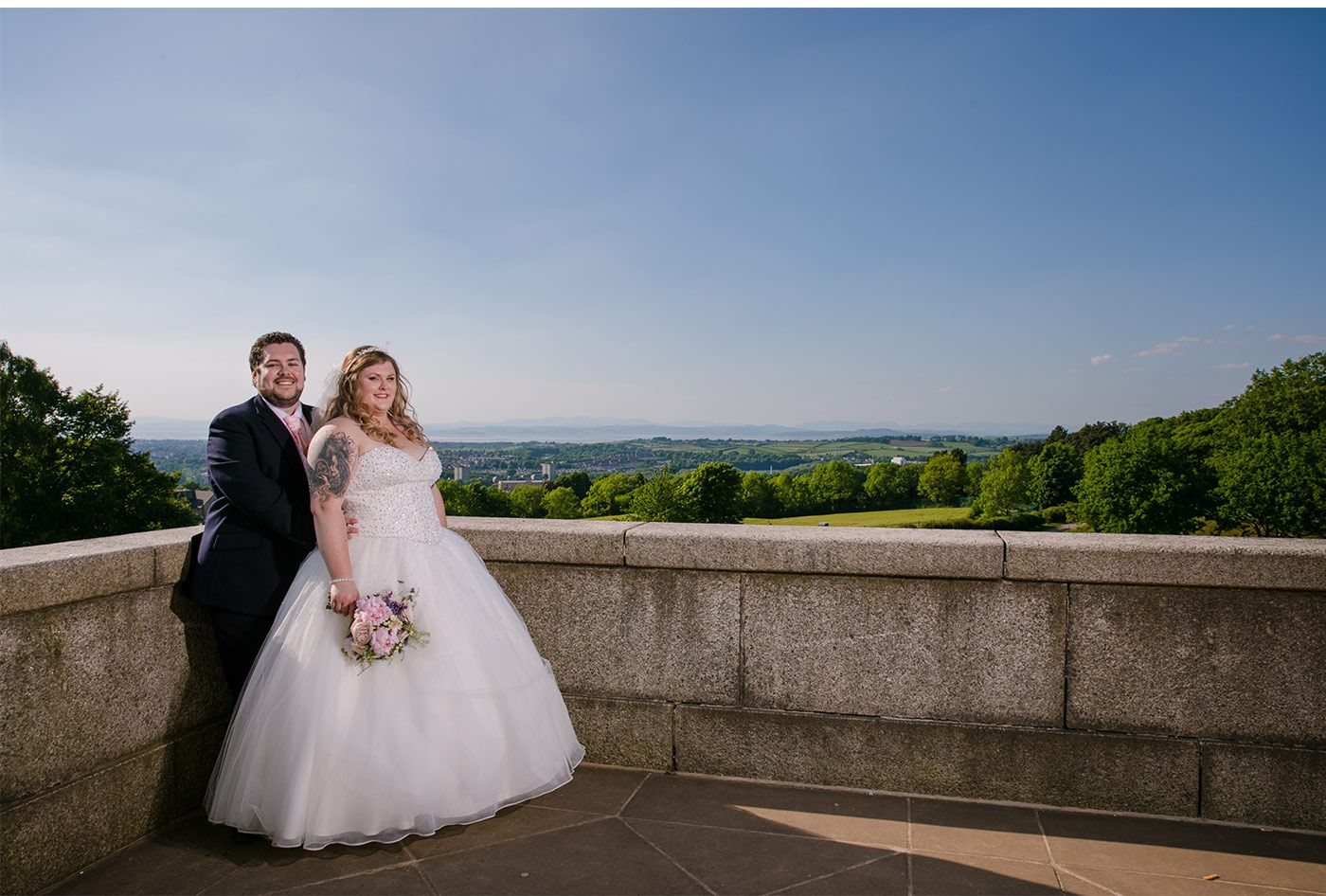 Dan & Lilly Wedding Lancaster Memorial Wedding Photography Ashley Barnard