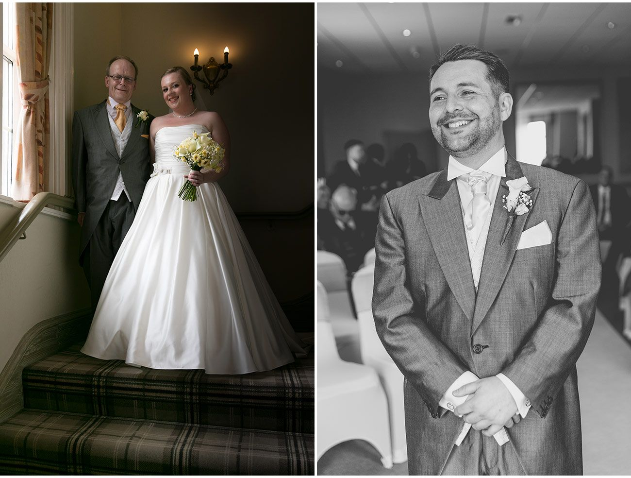 James and Charlotte Wedding Clifton Arms Hotel Lytham