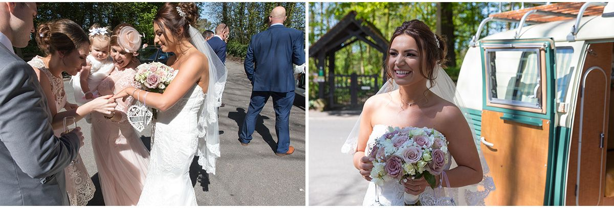 Singleton Lodge Lancashire Wedding Photography Ashley Barnard