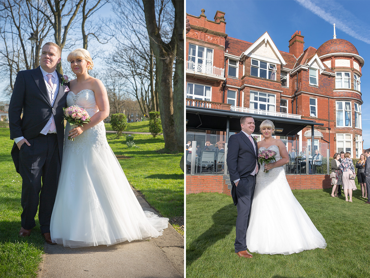 Lytham St Annes Wedding Photography Ashley Barnard