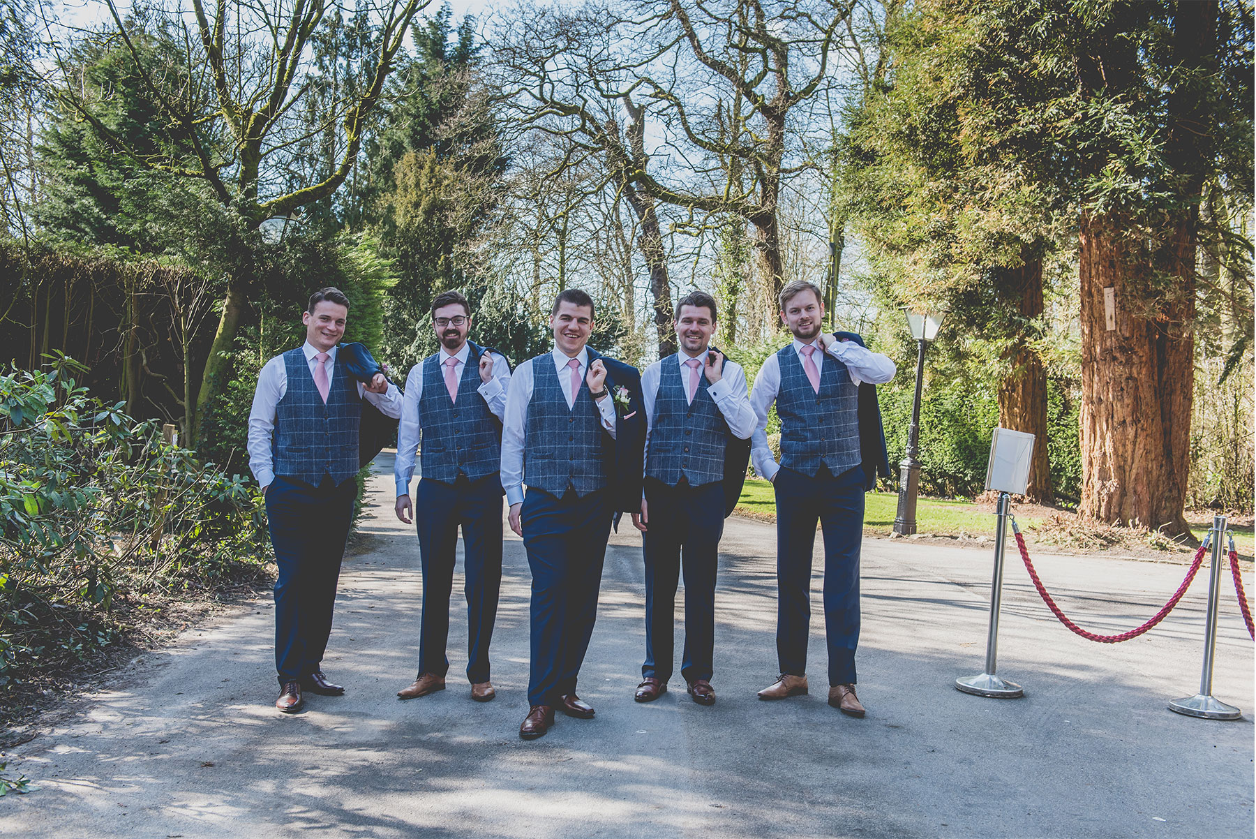 the wedding boys
