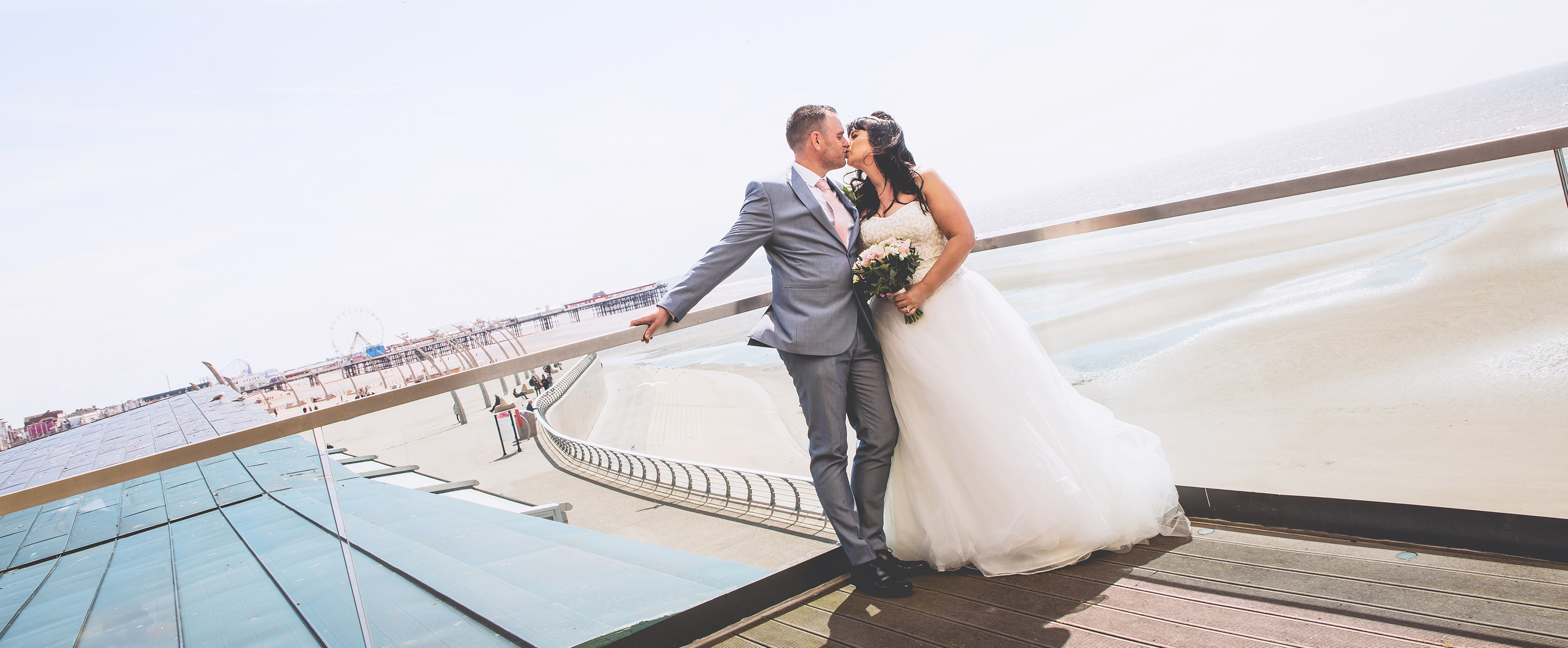wedding photography blackpool