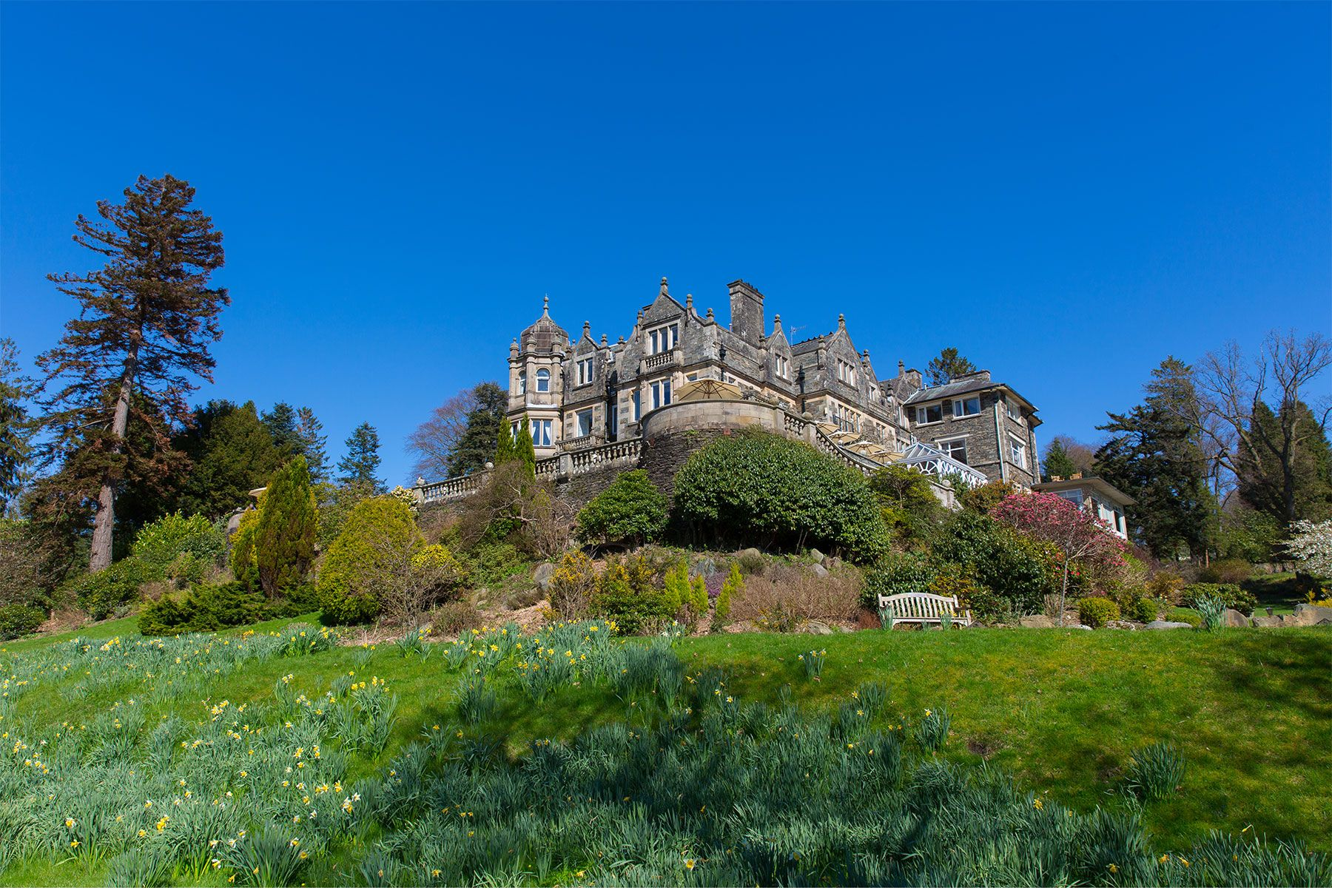 Langdale Chase Hotel for weddings
