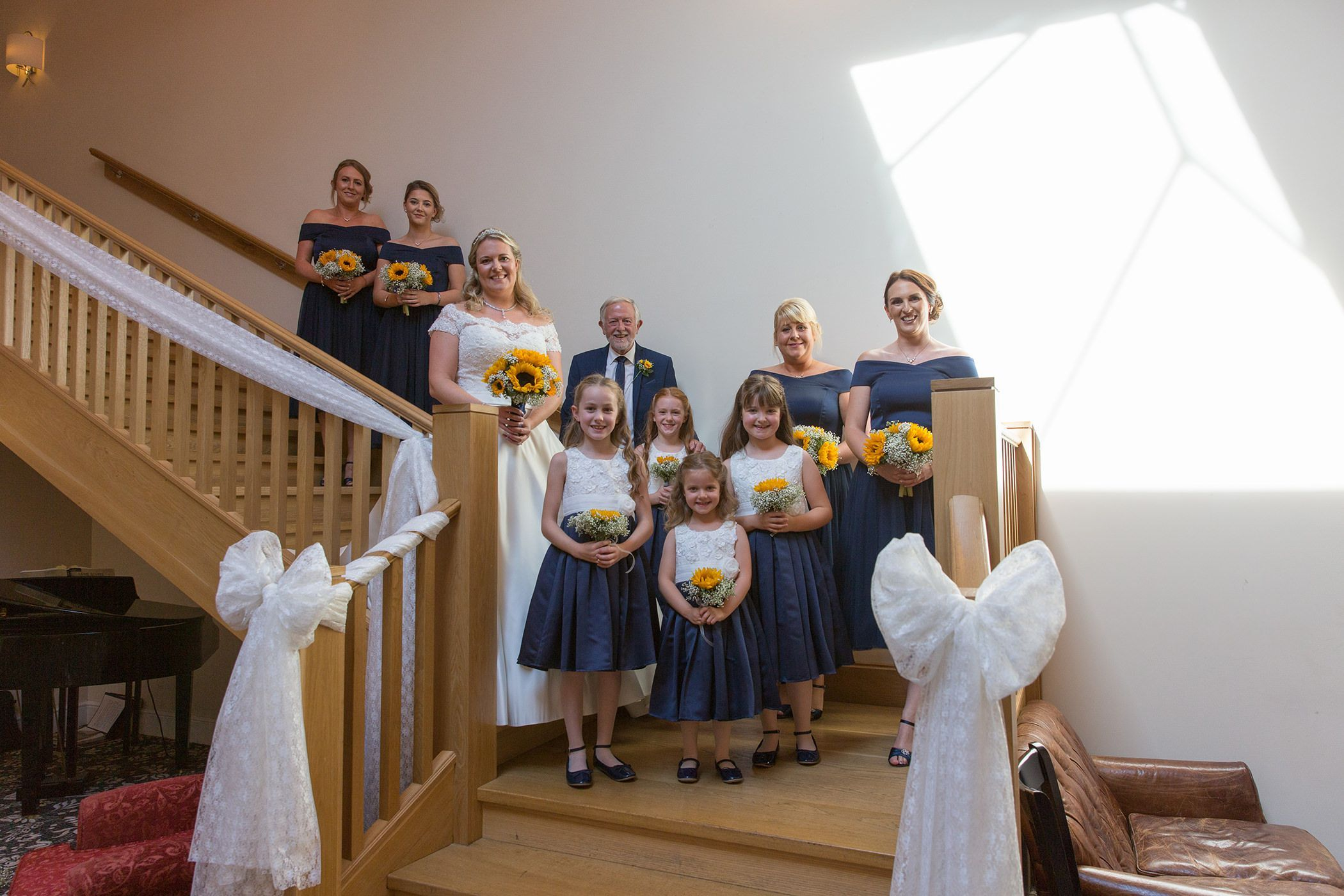 The villa wedding photographer