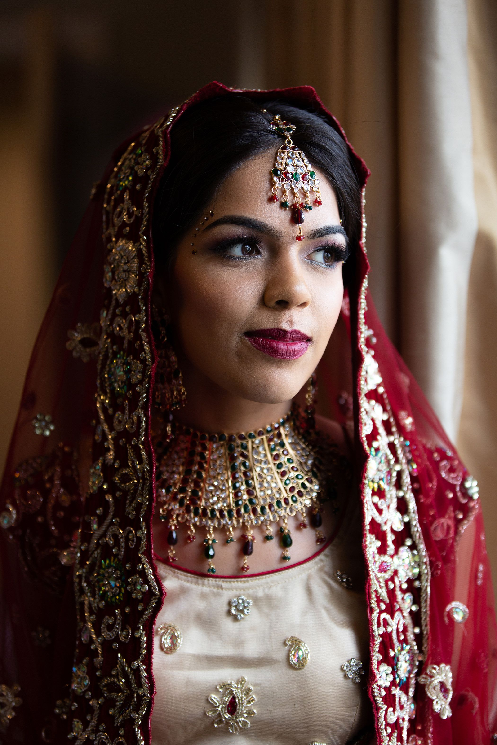 Indian wedding photographer Carden Park Cheshire
