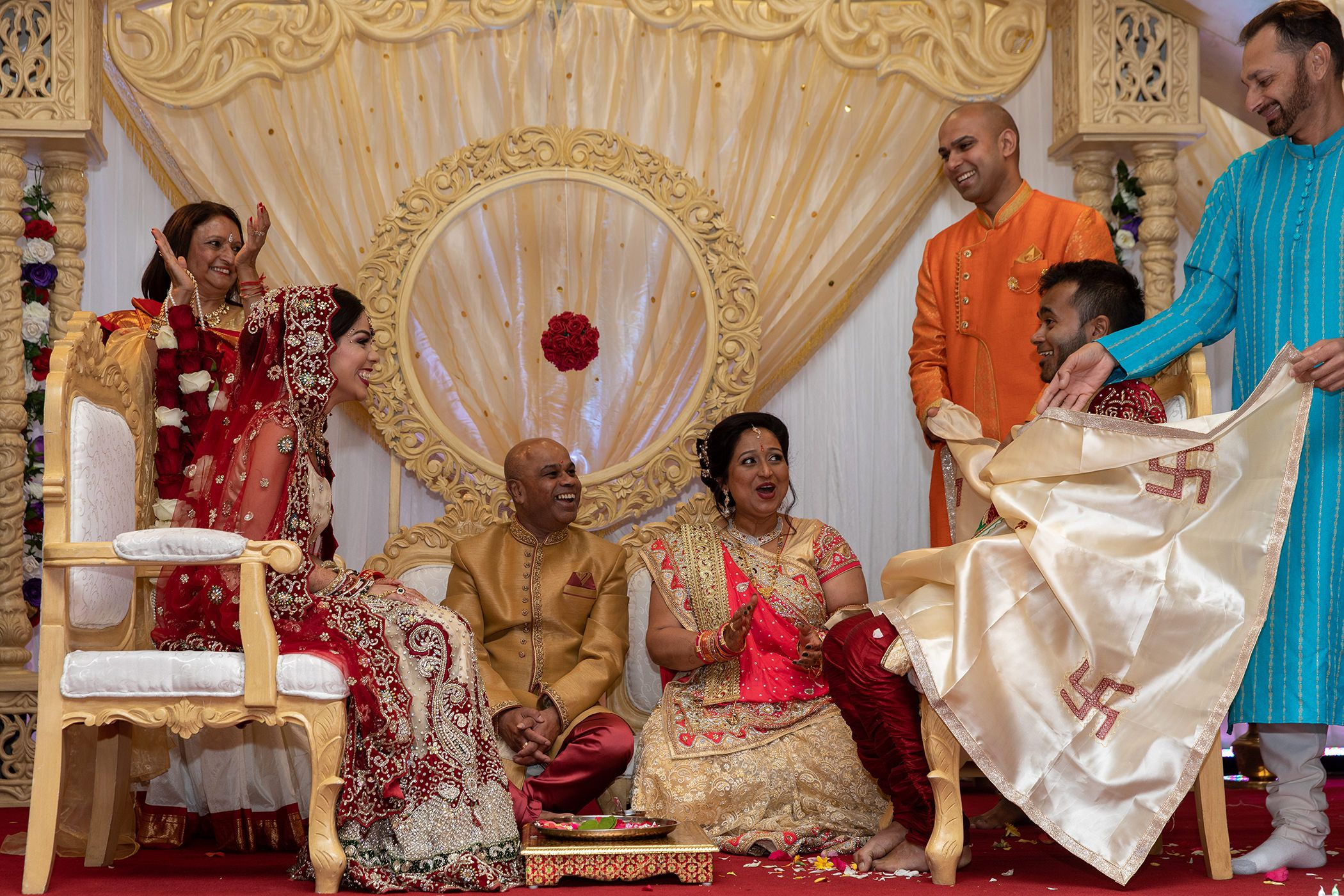 The Indian Wedding Ceremony