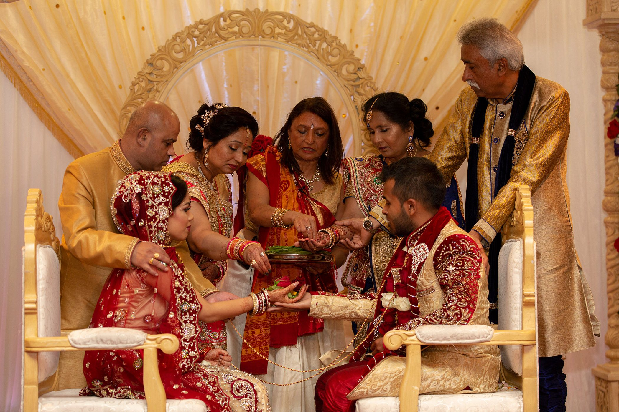 Indian wedding photography Manchester