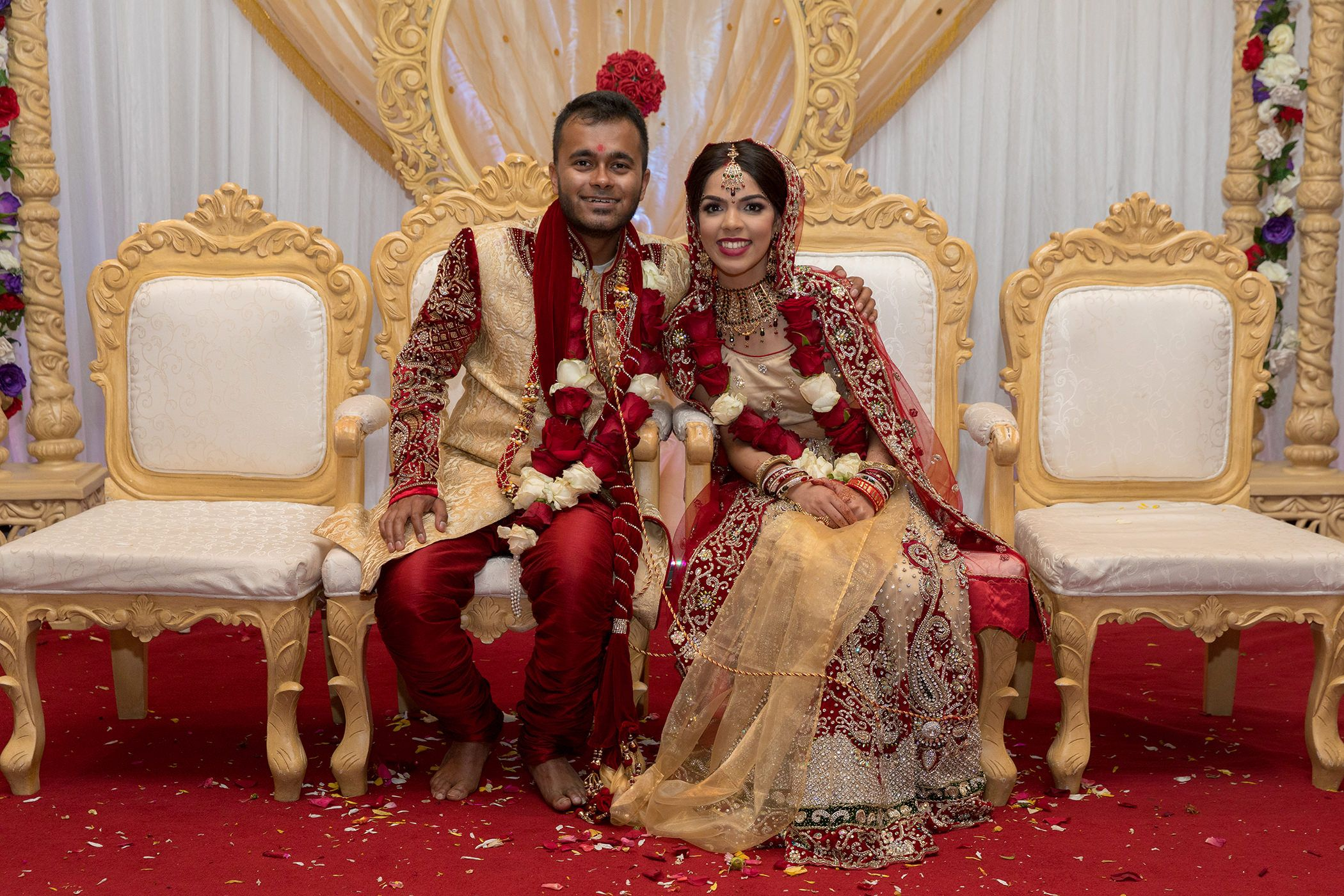 Indian wedding photography Preston