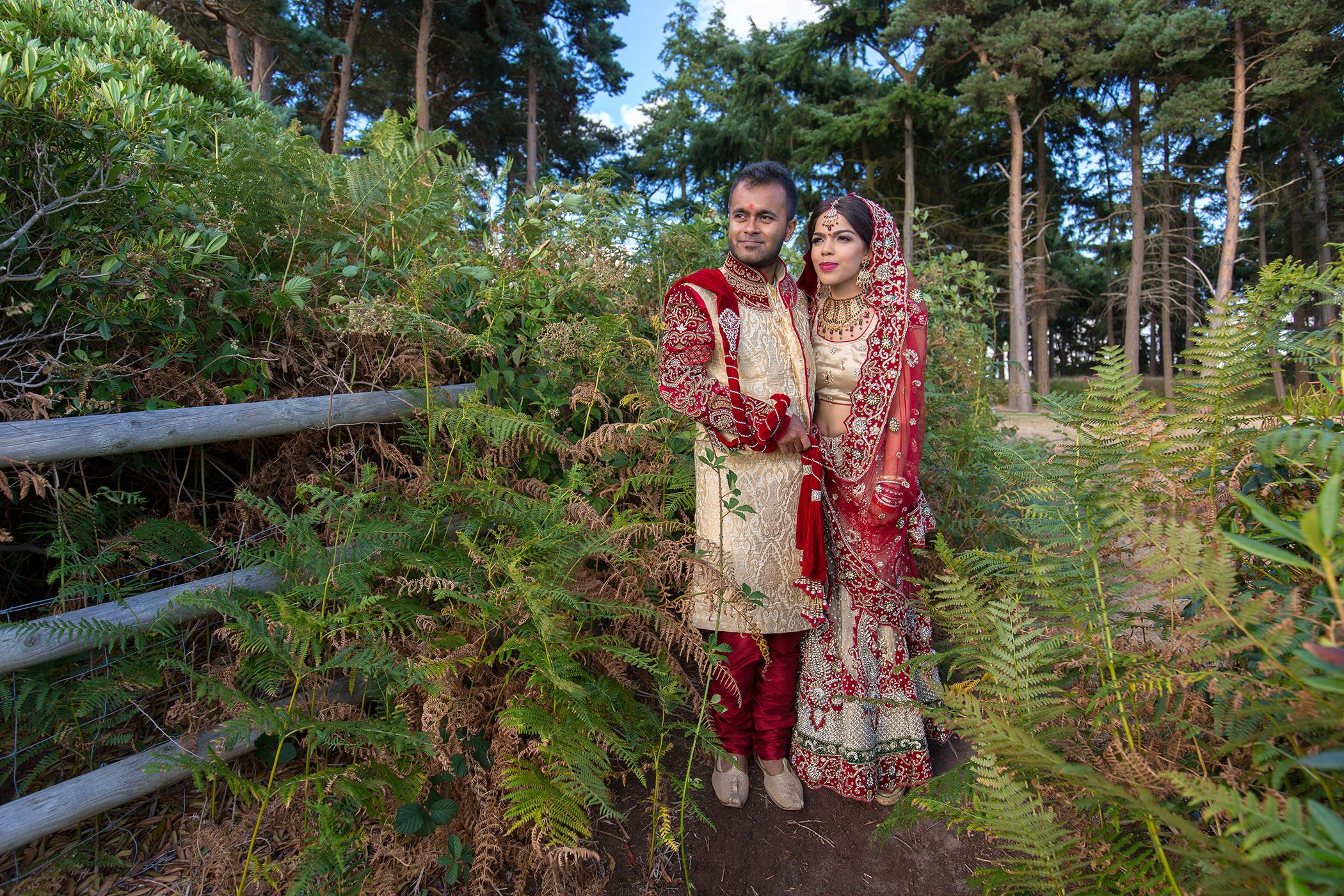 Indian wedding photography Cheshire