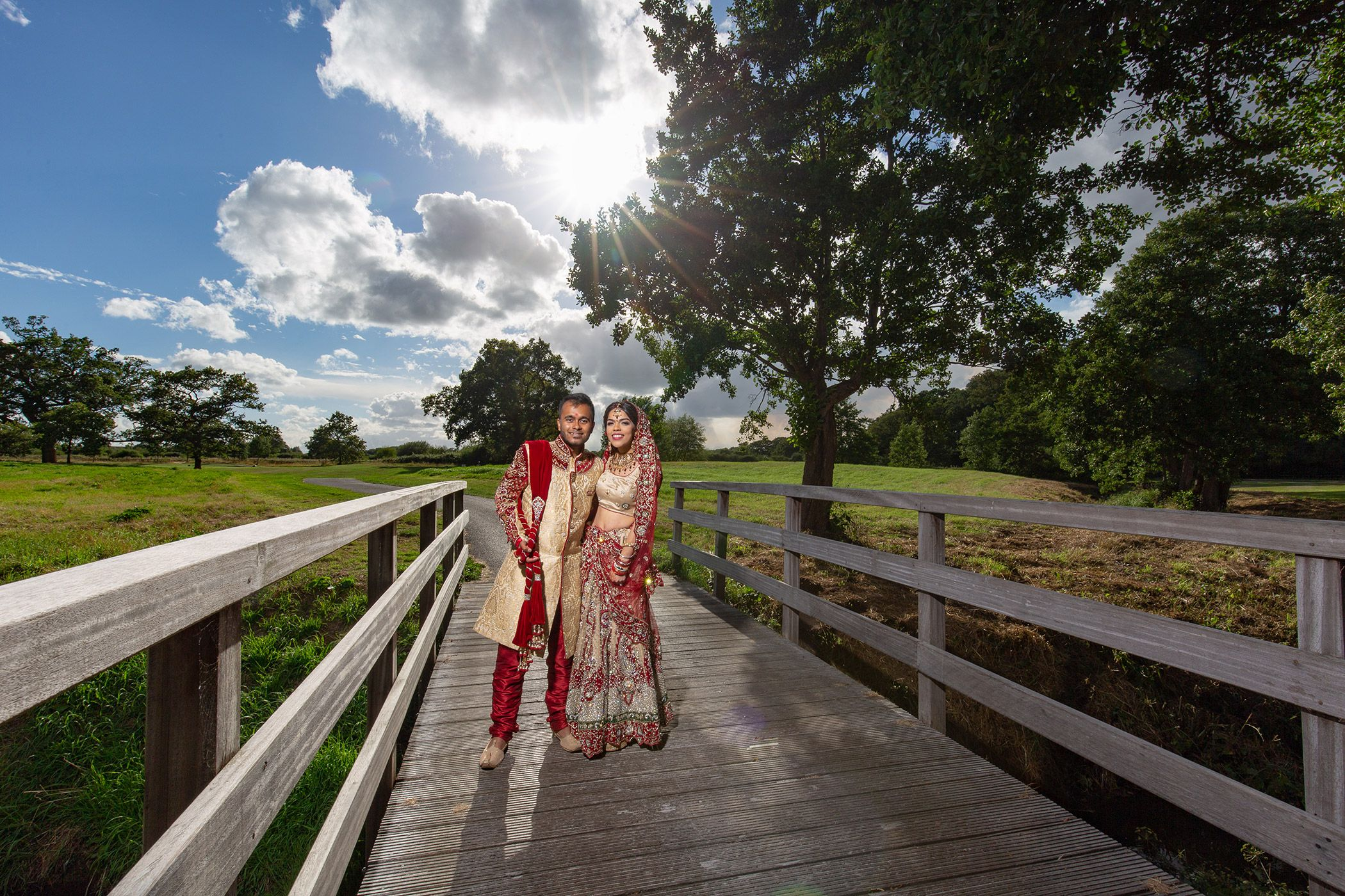 Indian Wedding Carden Park Hotel Wedding Photos